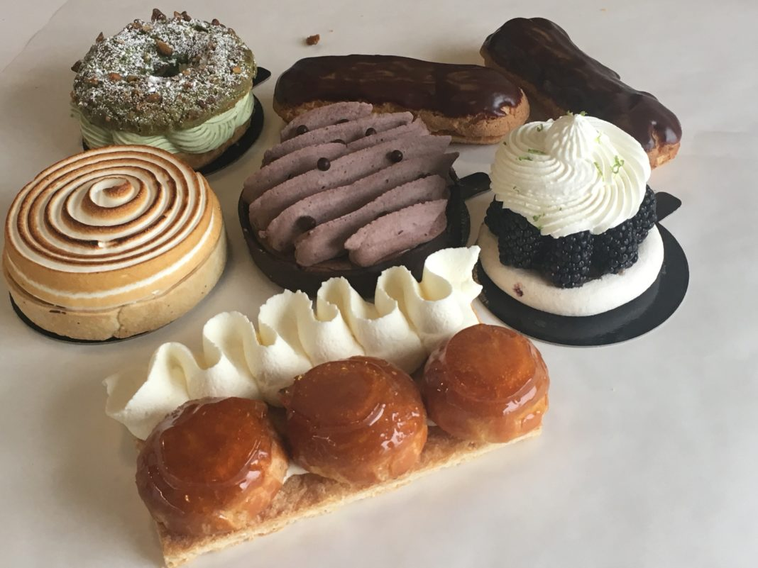 Left Bank Pastry Variety