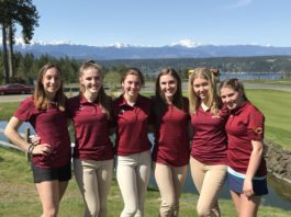 Olympia Country and Golf Club CHS Girl's Golf