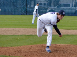 Olympia High School baseball Derek Weldon Braeden Lane