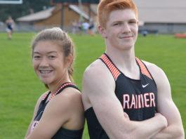 Rainier High School 2018 Sophie Beadle and Brody Klein