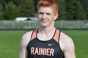 Rainier High School track 2018 5