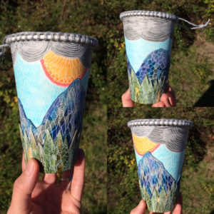 Trixy Eichler Cup Design