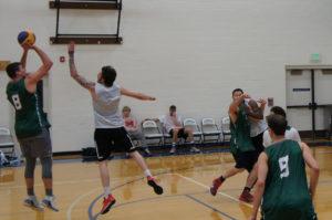 USA 3x3 Basketball Squad Axton