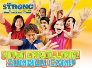 StrongKids Ninja Camp @ The Strong Center | Olympia | Washington | United States