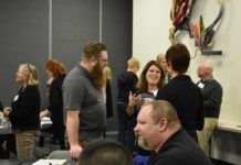 Business TuneUP Thurston EDC networking