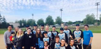 Foot & Ankle Surgical Associates Softball game