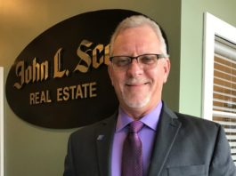 Guy Duvall Real Estate Broker of the Year 2017