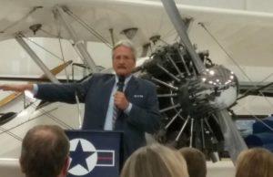 Hutchings Airplane Analogy