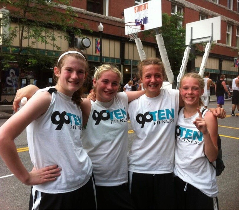Lakefair 3on3 Basketball 90ten