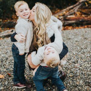 Oly Events Ashley McCabe family