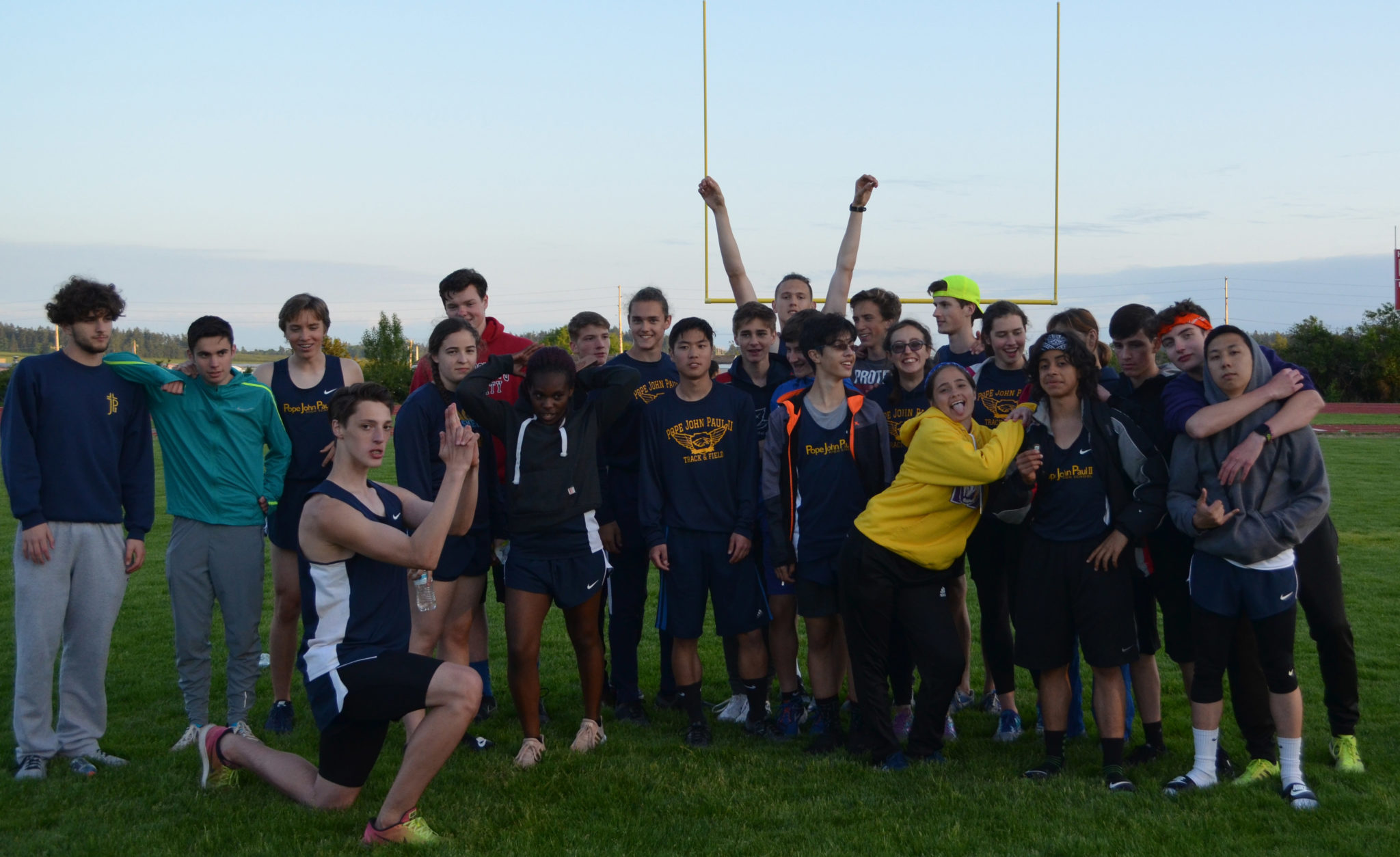 Pope John Paul II High School Finds Success with New Track
