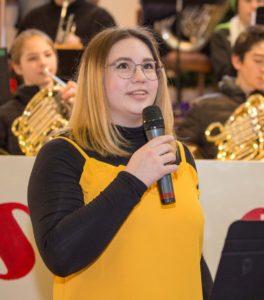SOGO May Concert Megan Wakefield