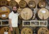 SPSCC Brewing Distilling Program Frank Addeo Brew Barrels