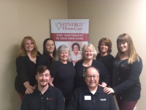SYNERGY HomeCare Olympia Team