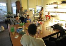 Saint Martins University Environmental studies biology club