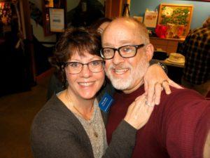 South Sound Parent to Parent Kim Smith at Champions Fundraiser