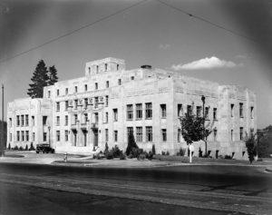 Thurston County Courthouse 1930