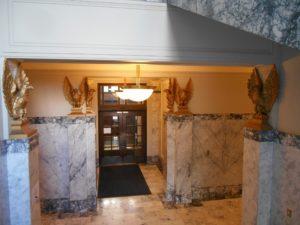 Thurston County Courthouse interior