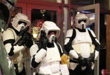 Yelm Cinemas Star Wars Solo Premiere stormtroopers