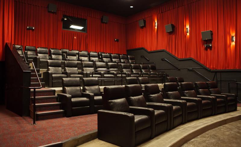 Yelm Cinemas Theater Seating
