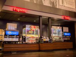 Yelm Cinemas soda concessions
