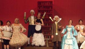 Zelenak Black Hills High School Beauty and the Beast costumes