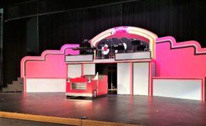 Zelenak Black Hills High School Grease set