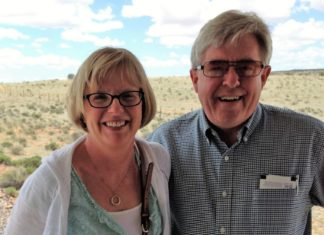 Lori and George Zelenak