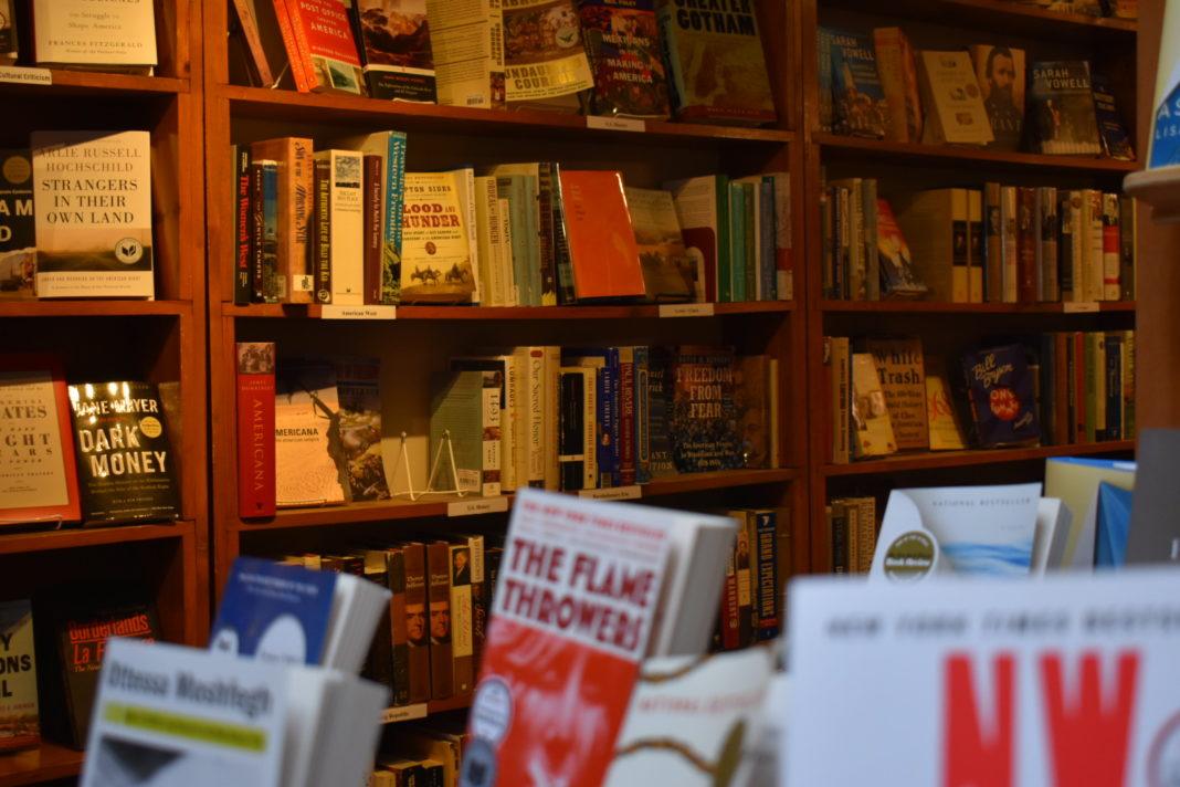 browsers bookshop olympia wa