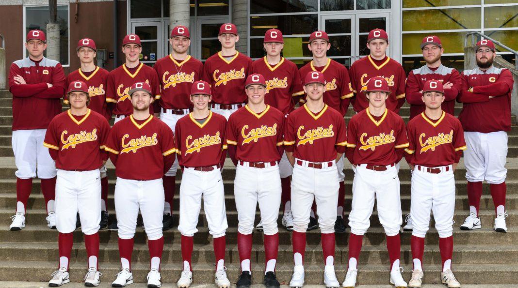 Capital High School Baseball