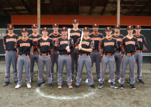 Rainier High School Baseball