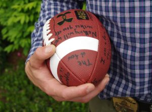 BBBS Bigs with Badges Weinnig Football