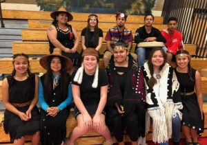 Squaxin Tribe Dancers