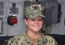 Blair Miller navy