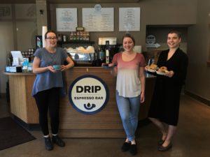 Drip Espresso Bar Baristas