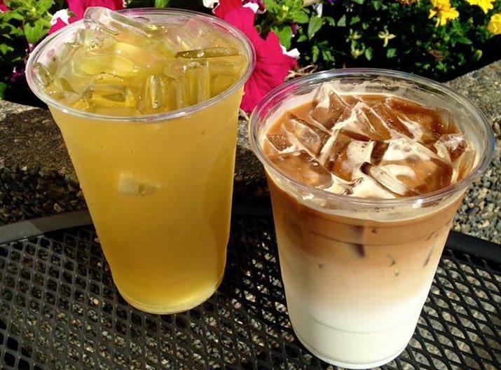 Drip Espresso Bar June Iced Drinks