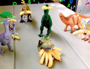 Eastside Big Tom dinosaurs-dinos and fries
