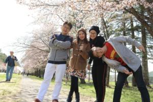 Kulnaree's family