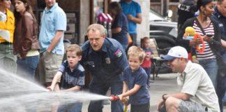 HOCM Fire Rescue Spectacular Fire Hose