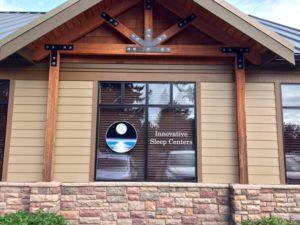 Innovative Sleep Centers Location in Tumwater
