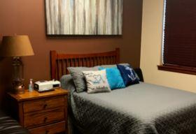 Innovative Sleep Centers Room at Tumwater Location