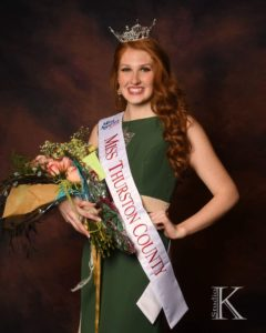 Miss Thurston County Crowning