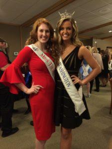 Miss Thurston County Miss Washington