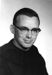 Saint Martins University Abbot Neal young monk