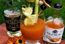 Sandstone Distillery Wild Heart Sipping Vinegars Bloody Mary