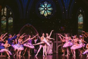 The Washington Center for the Performing Arts Artistic Partners Ballet Northwest Sleeping Beauty