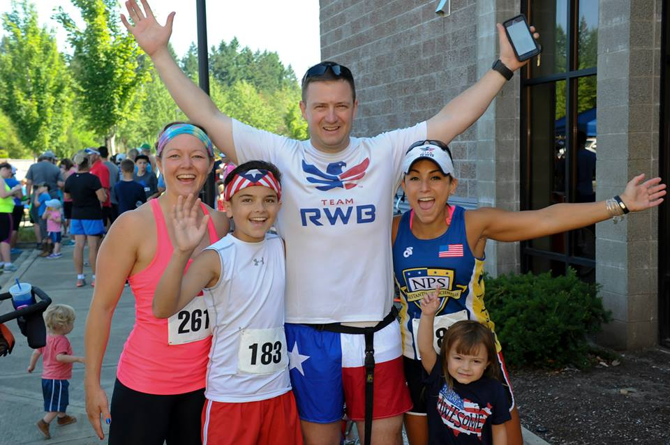Thrive Freedom 5K Boys and Girls CLubs 2016