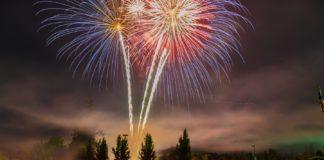 Thurston County Fireworks Tumwater