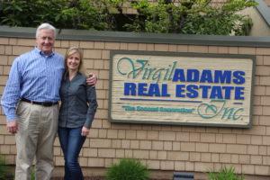 Virgil Adams Real Estate Dennis Tammy