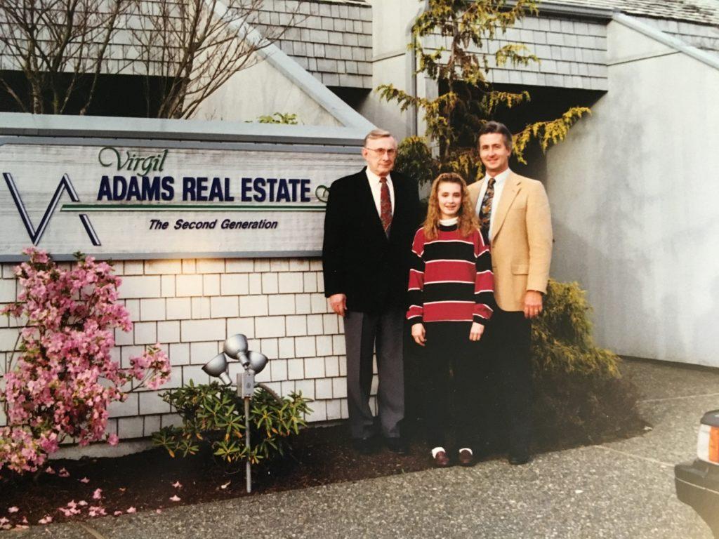 Virgil Adams Real Estate Virgil Dennis and Tammy